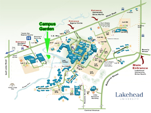 Lu Campus Map.Community Campus Garden Food Security Research Network
